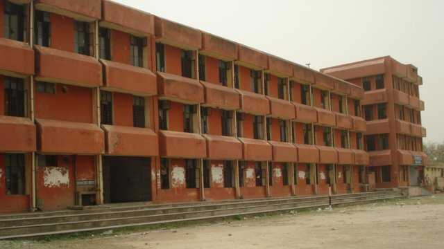 Building of GCW parade College