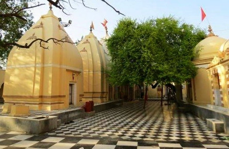 Panchbakhtar Temple