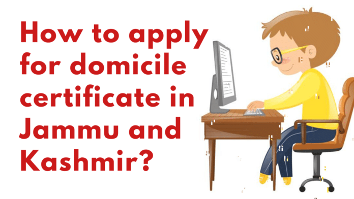 Apply for Domicile Certificate in 6 Easy Steps